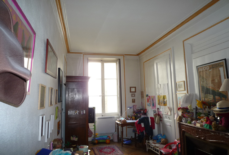 Avant travaux - chambre 2