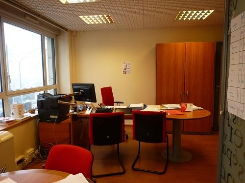 Bureau avant travaux