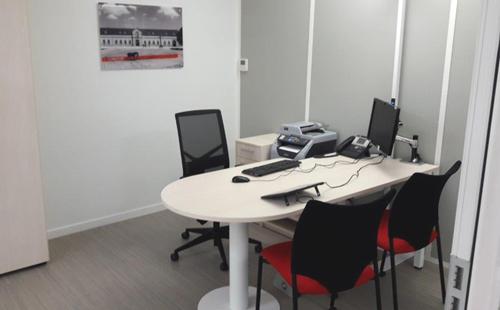Bureau après travaux